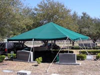 Sunbrella/Canvas Tents