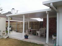 Residential Patio Covers, Carports and Lattice Shade